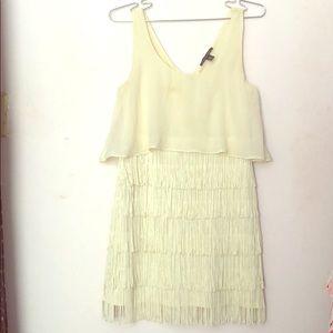 Fringe dress, size 4, small